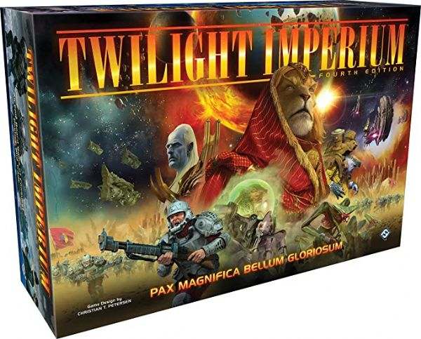 Fantasy Flight Games Twilight Imperium 4th Edition Game